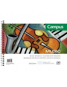 Bloc música Campus A4 20h