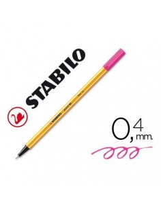 Rotulador Fibra Stabilo...