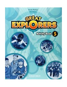 EP 5 - GREAT EXPLORERS WB
