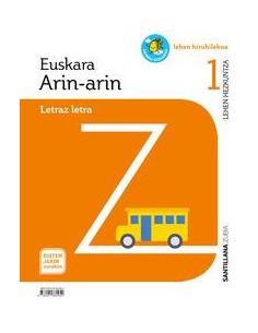 Lh 1 - Euskara - Arin-Arin...